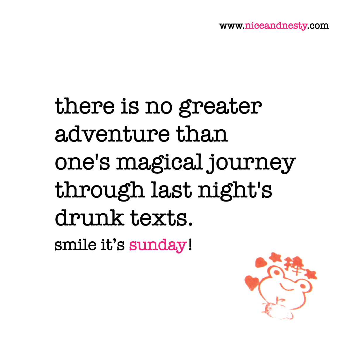 There Is No Greater Adventure Than One's Magical Journey