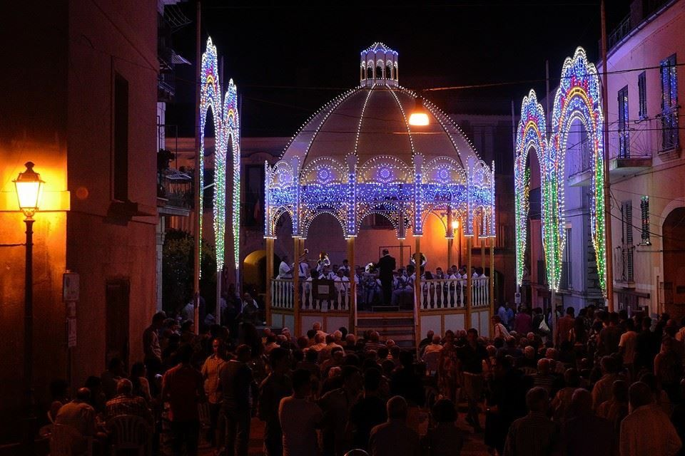 10 agosto, festa di San Lorenzo ~ August 10, feast of Saint Lawrence