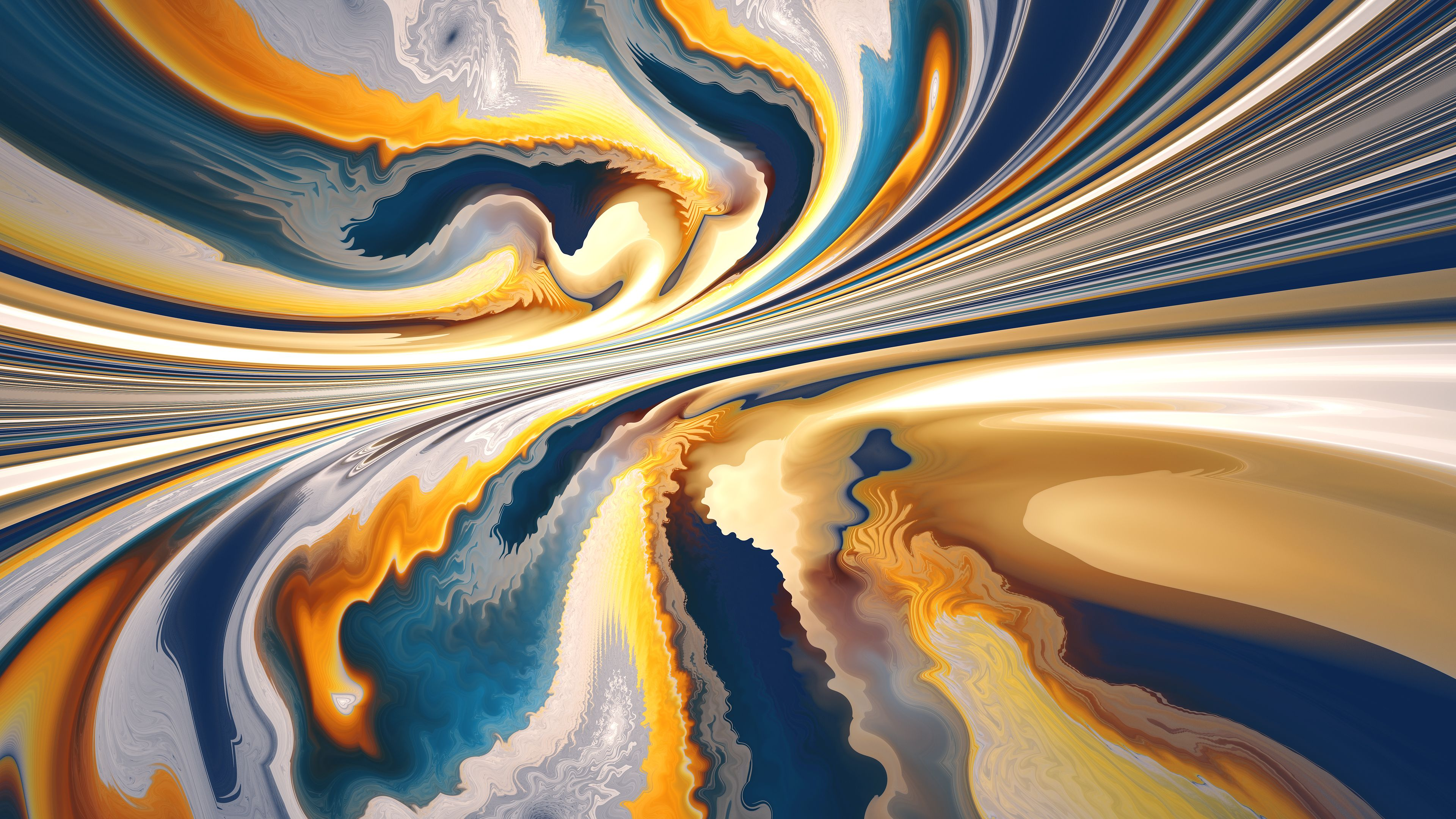 Yellow Heatwaves Hd Wallpapers Digital Art Wallpapers Deviantart Wallpapers Abstract Wallpapers 4k Wallpapers Abstract Wallpaper Art Wallpaper Abstract