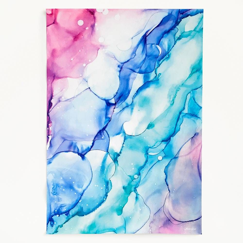 Morro Watercolor Flat Wrap Watercolor Design Watercolor Paper