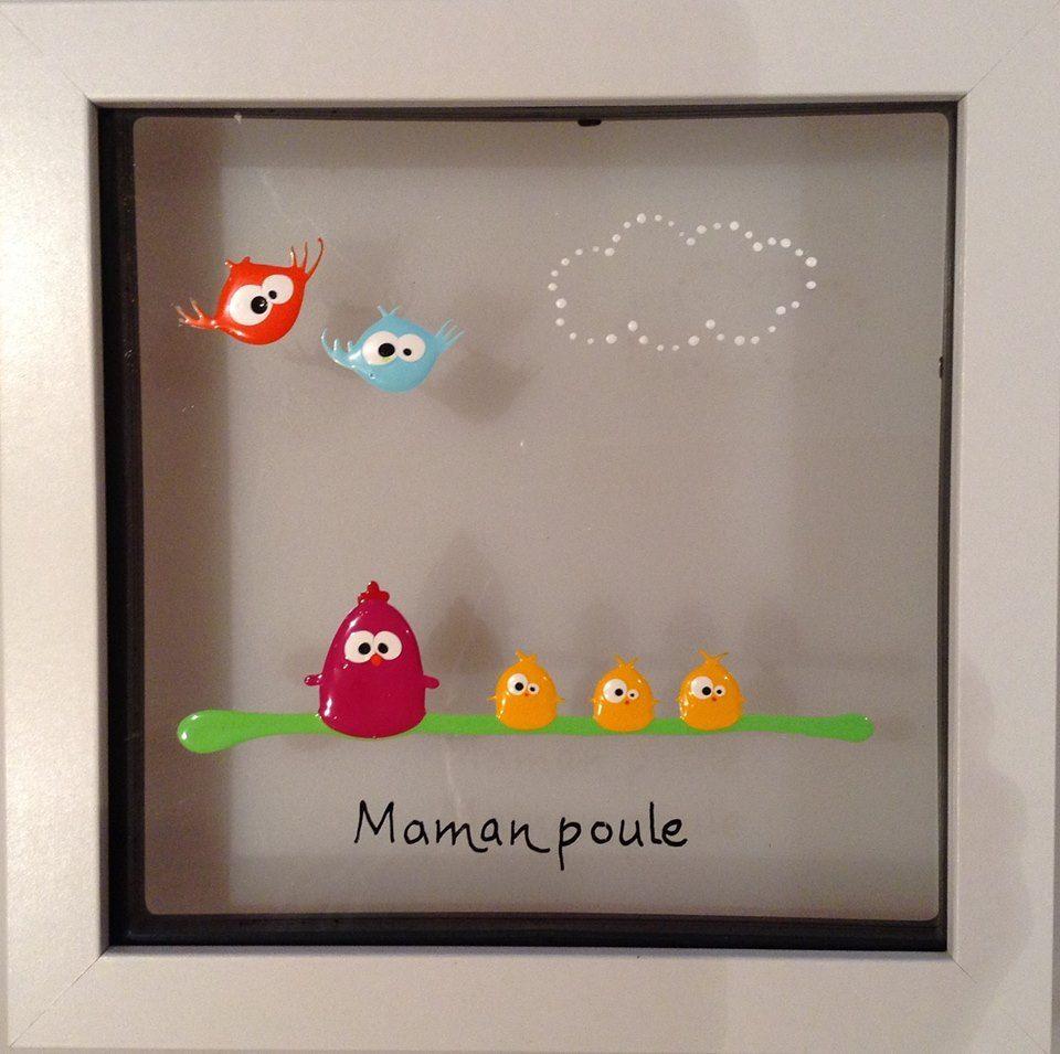 pingl par marine houdy sur peinture sur plexiglas pinterest peinture verre et acryliques. Black Bedroom Furniture Sets. Home Design Ideas