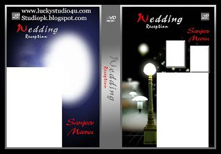 27 Wedding DVD Cover Psd Templates Free Download | StudioPk ...