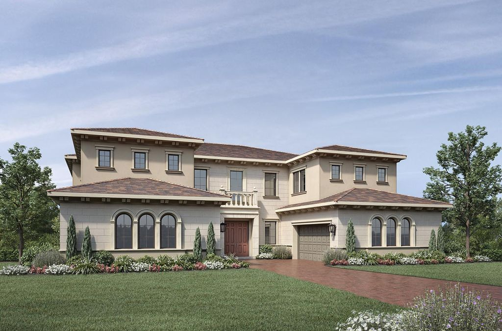 Oceano - Alta Vista at Orchard Hills by Toll Brothers in 2018 Home