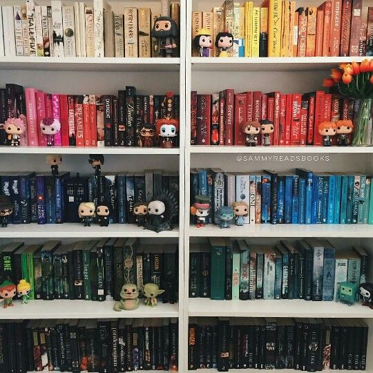 #shelfie by sammyreadsbooks