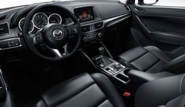 2017 Mazda Cx 7 Interior