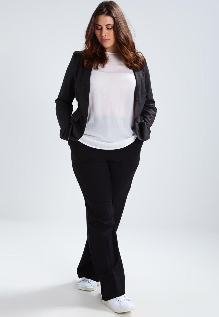 online retailer f2e8e 1f9a1 Pantaloni - black @ Zalando.it 🛒   Autumn/Winter Inspo for ...
