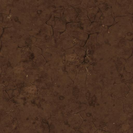 Flooring For Dirt Floor: Dirt Tile (less Granular Texture)