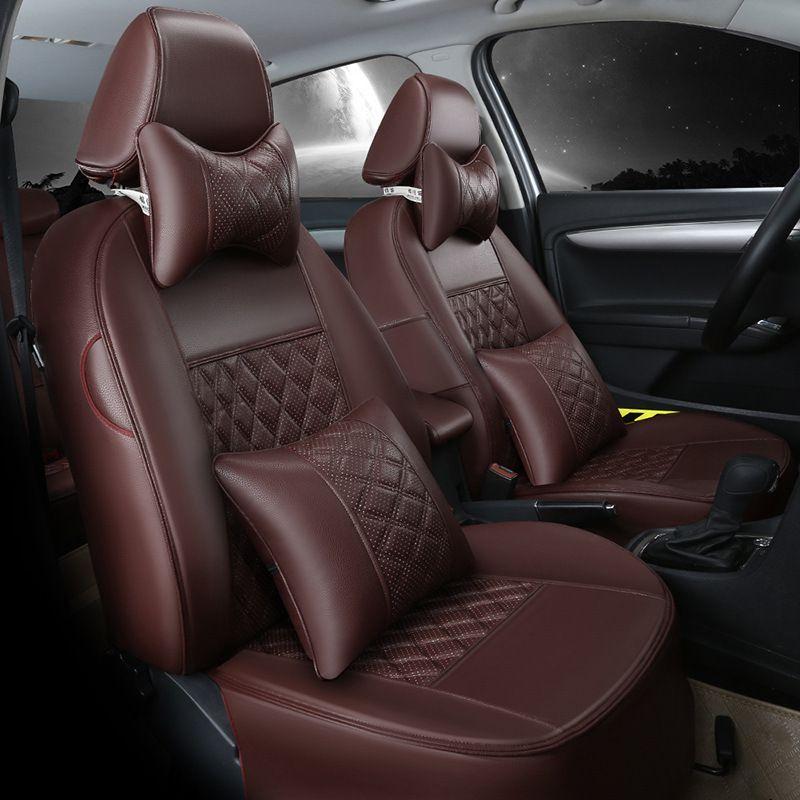 Customize Car Seat Covers Special For Audi A4l A6l Q3 Q5 Q7 A7 A3