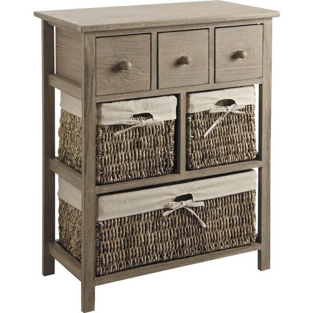 Commode 6 Tiroirs Campana Home Pinterest Deco