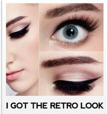 I'M SO RETRO Rimmel #RetroGlamNL