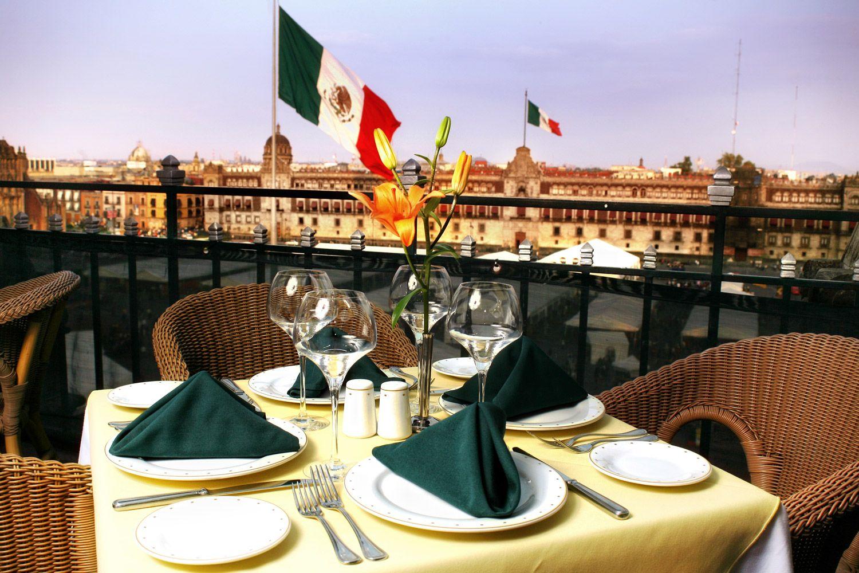 Resultado De Imagen De Restaurante En El Zocalo Cha