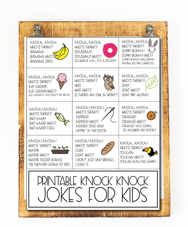 Jokes For Kids Funny Jokes For Kids Jokes For Kids Knock Knock Jokes