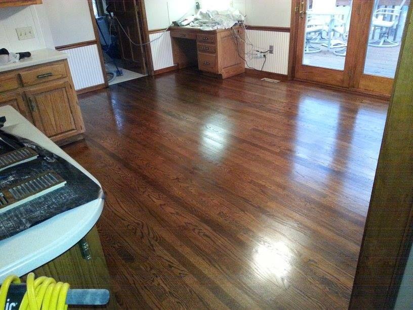Kansas City Hardwood Floor Refinishing