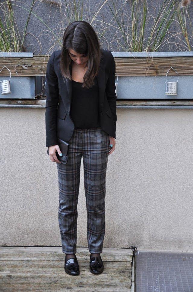 Pantalones de cuadros....Que escoger, corte clásico? O renovar?