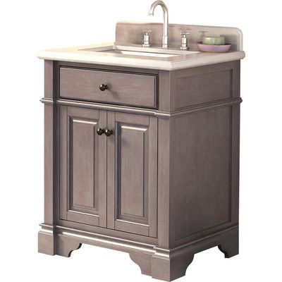 Lanza Casanova 28 Quot Single Bathroom Vanity Single Bathroom Vanity Bathroom Vanity Single Sink Bathroom Vanity
