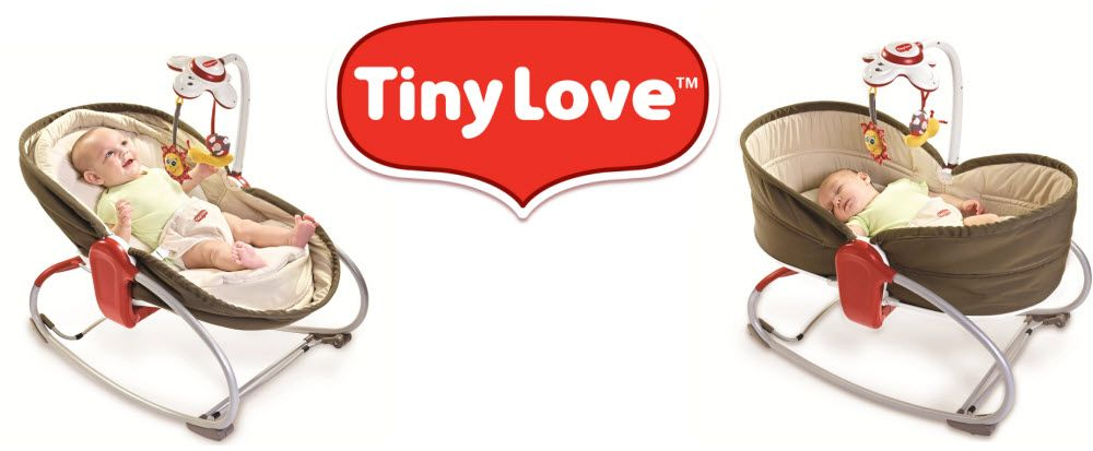 Tiny Love Rocker - the new baby gift everyone is buzzing about! Check out our review! http://blog.gifts.com/reviews/unwrapped-tiny-love-3-in-1-rocker-napper#