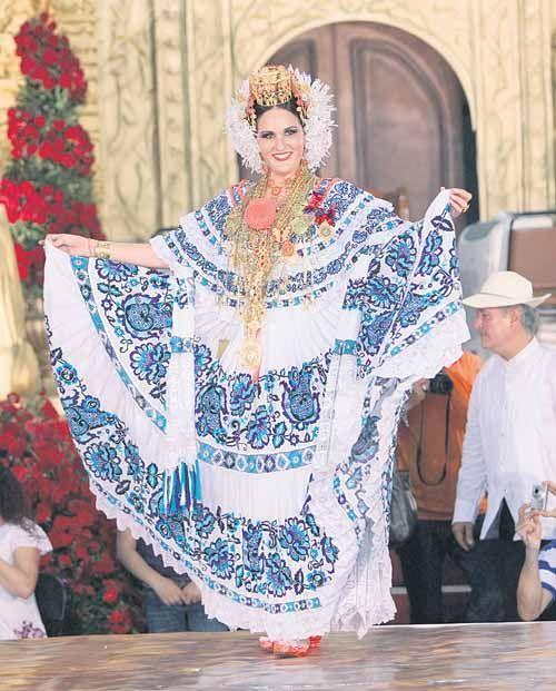 Pollera, Panama | Panama Culture | Panama, Fashion, Blouse