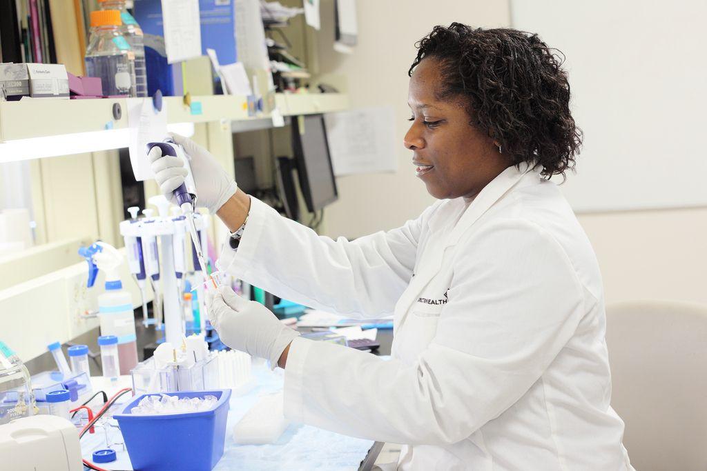 The Spectrum Health Basic and Translational Laboratories
