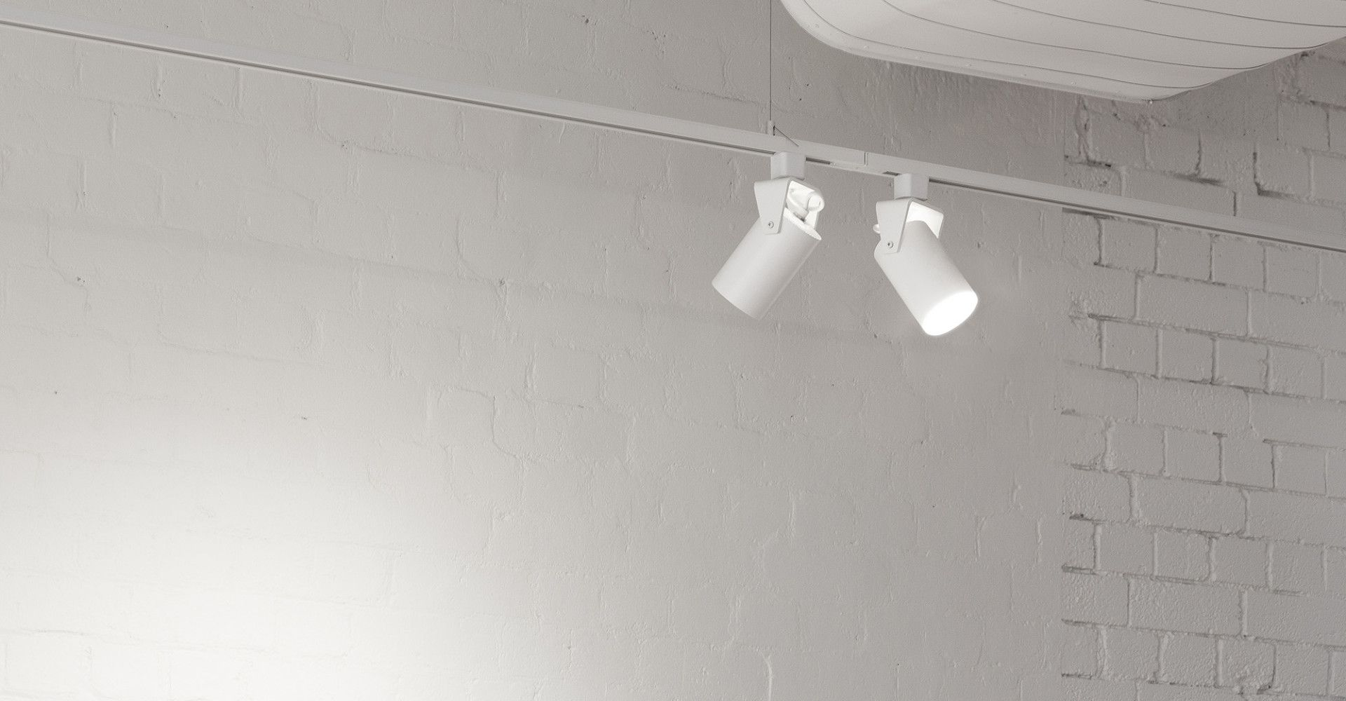 White Suspended Track Light Google Search All Ab