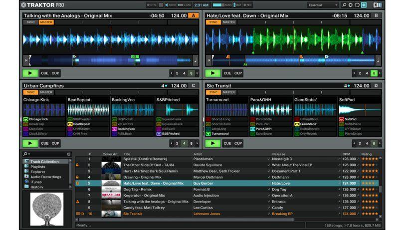 Traktor : DJ Software : Traktor Pro 2 | Products | Digital dj, Dj, Dj setup