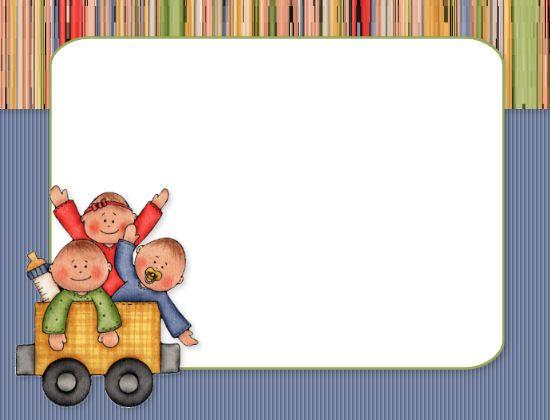Resultado de imagen de marcos para fotos infantiles gratis - Marcos para fotos infantiles ...