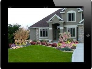 #5 After! Created with iScape. A virtual landscape design ...