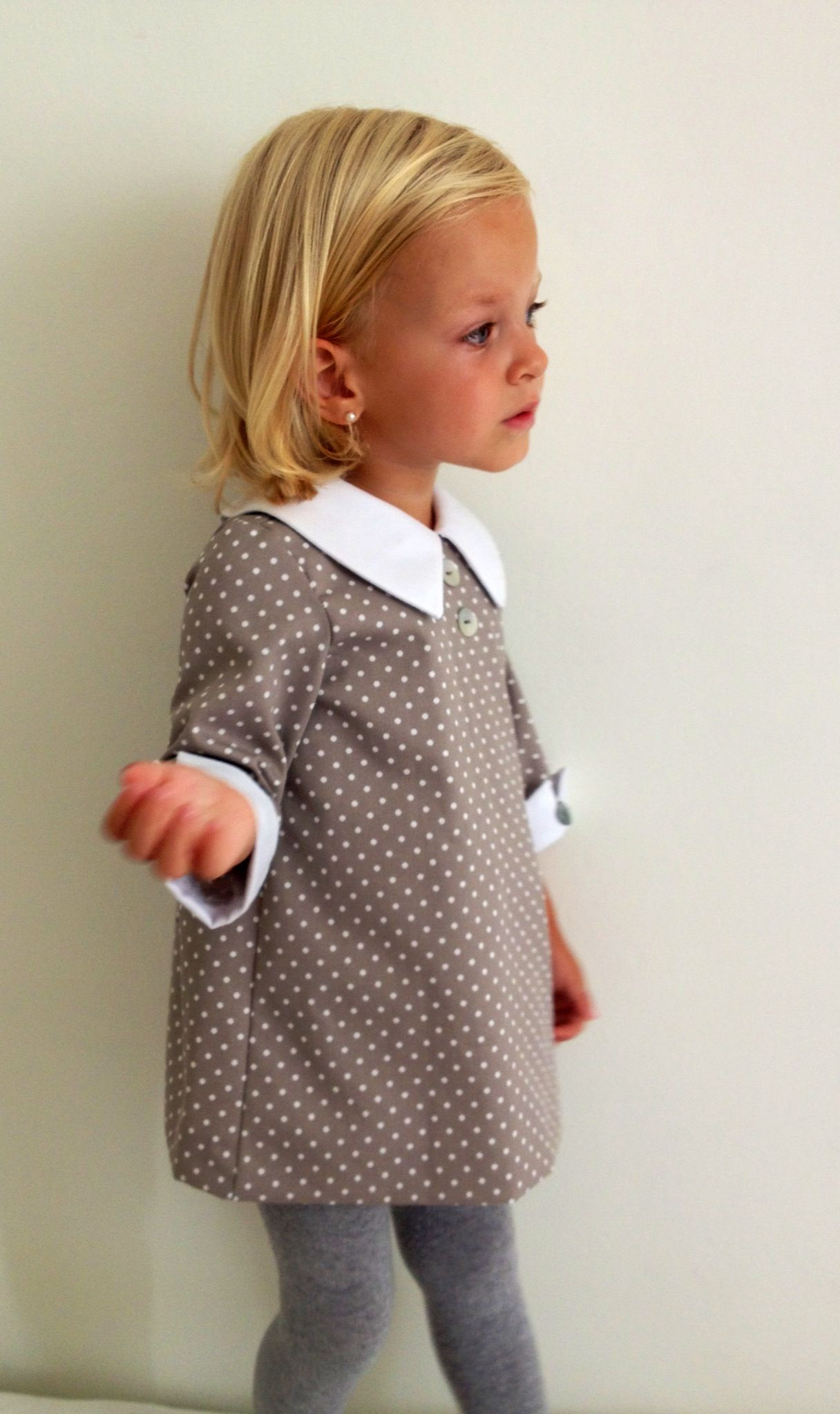 Style is Determined at a Young Age | Kinderkleidung, Nähideen und ...
