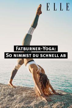 Photo of Entspannen Sie entspannt mit Fatburner Yoga ELLE