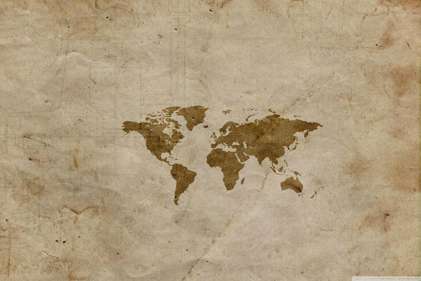 Vintage world map background top blank wallpapers desktop made vintage world map background top blank wallpapers desktop made gumiabroncs Gallery