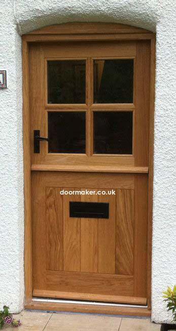 Four Pane Stable Door Visit Jonathanelwellinteriors Co Uk Contemporary Front Doors Stable Door Oak Exterior Doors