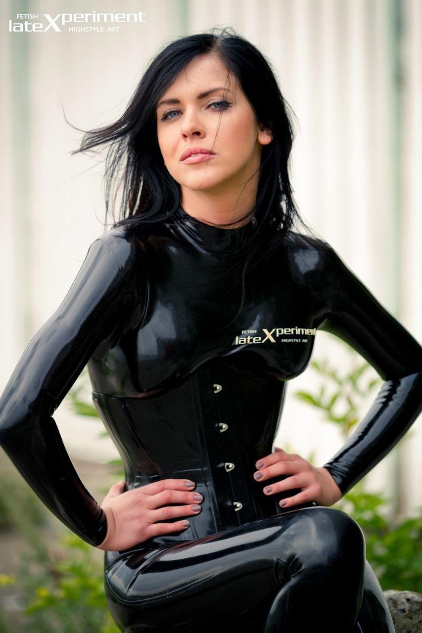 LRCiRL - Latex/Rubber Clothing in Regular Life, mrsomeoneinside: She's  stunning!
