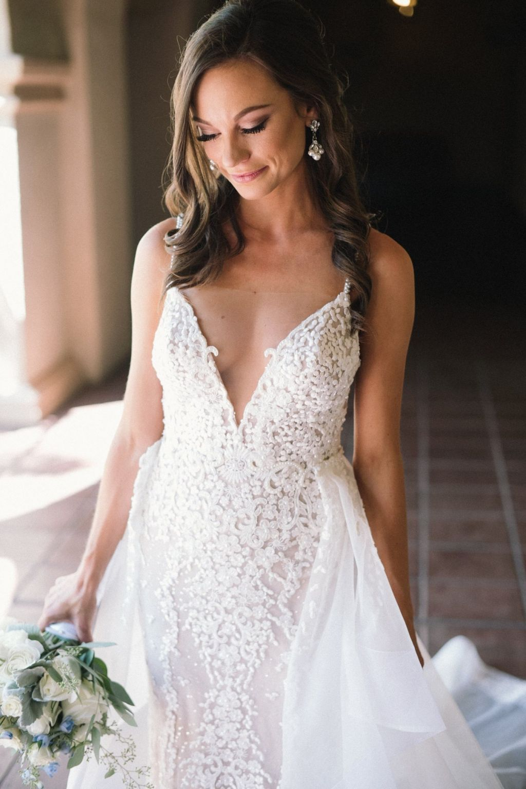 Used berta wedding dress  Berta  Size   Used Wedding Dresses  dress ideas  Pinterest