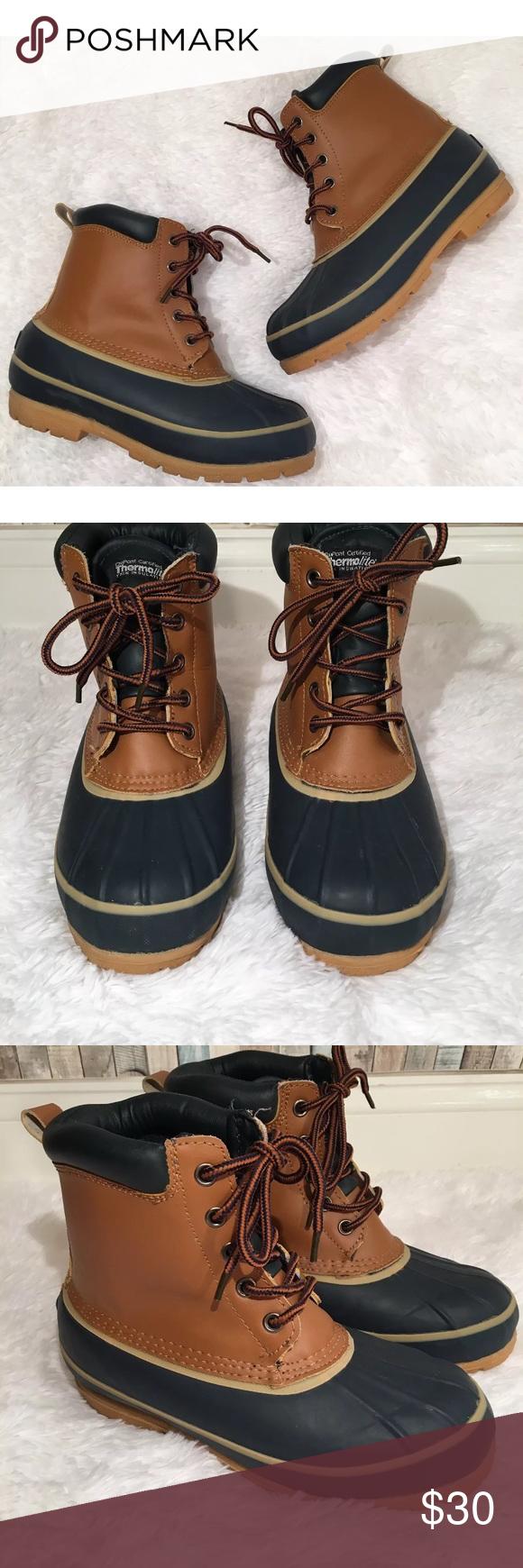 Coleman women's duck Boots Insulated