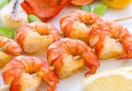 crevettes -