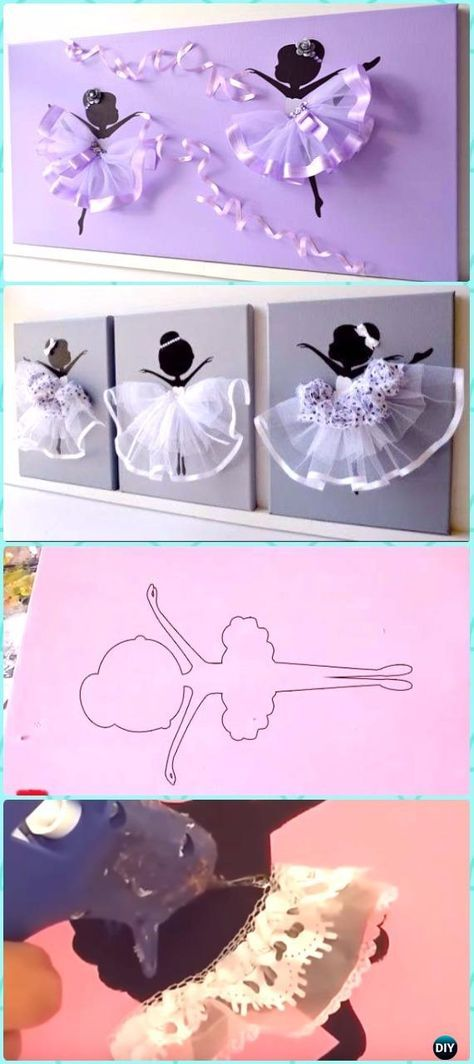DIY Canvas Wall Art Ideas & Projects [Picture Instructions]
