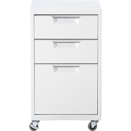 These Super Stylish Filing Cabinets Might Actually Make You