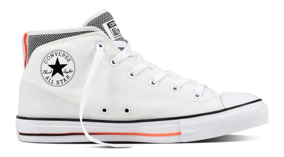 Converse Chuck Taylor All Star Syde Street Mid WhiteBlack