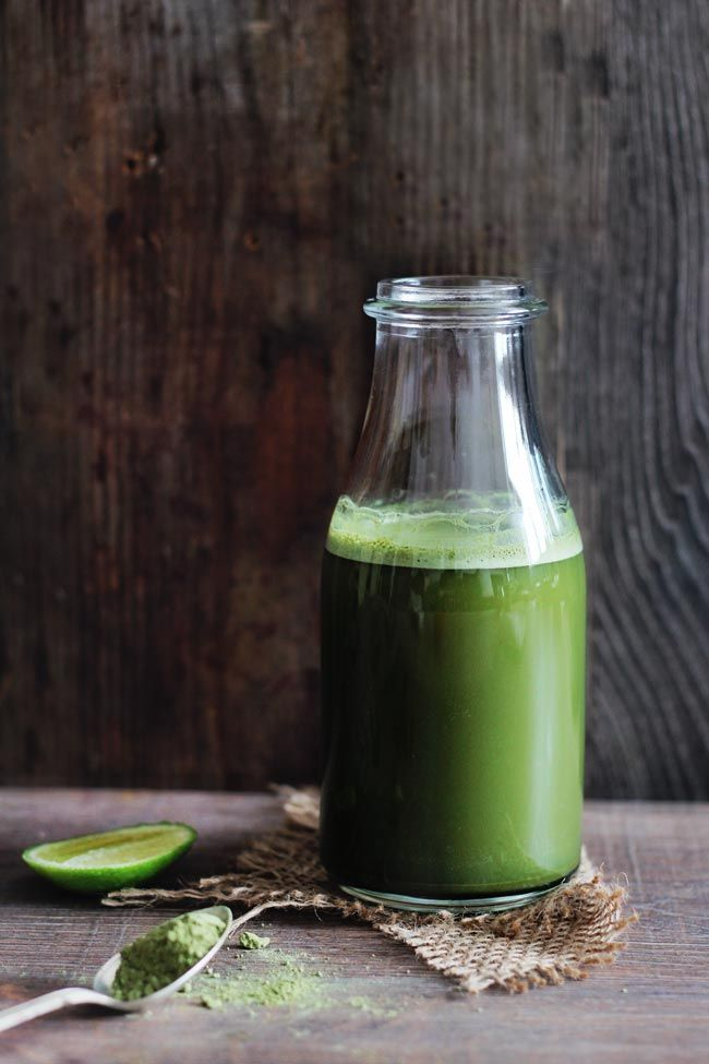 Natural Energy Drinks Foods