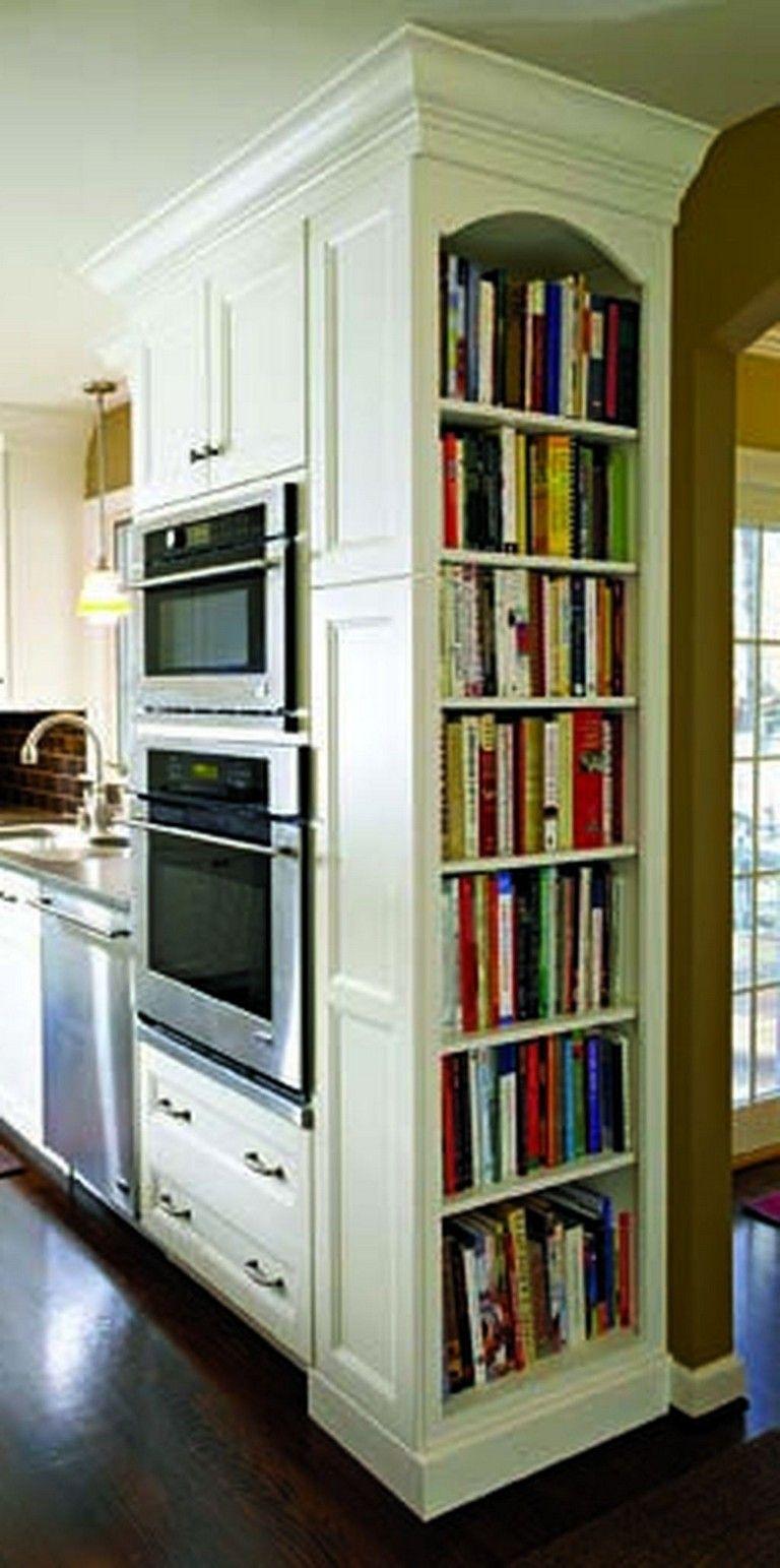 45+ Creative Kitchen Storage Ideas #smartstorage