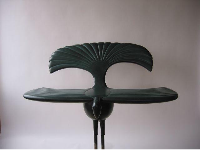 Bird Settee, 2005, Cast Bronze (edition Of 12), 36x60x28