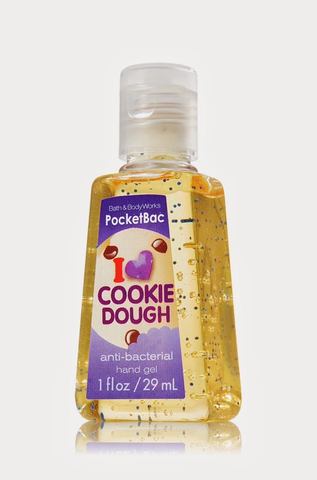 Bath And Body Works I Heart Cookie Dough Hand Sanitizer Bath