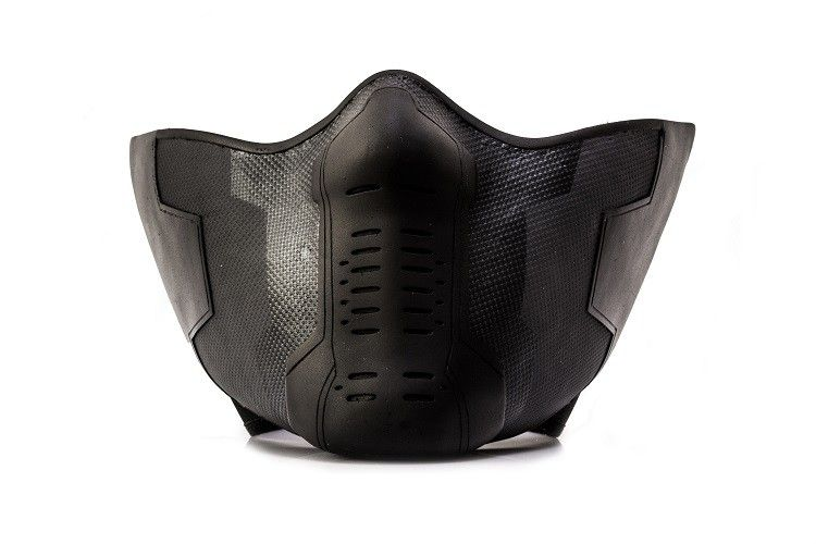 Captain America: Winter Soldier Mask muzzle cosplay