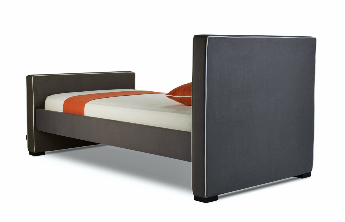 Whether Your Child Prefers A High Or Low Headboard Footboard Our Fully Upholstered Dorma