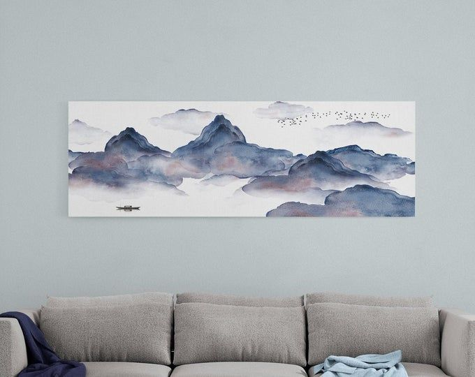 Pin On Abstract Landscape Wall Art