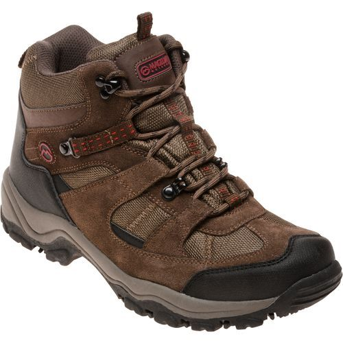 cadccaba3da6 Magellan Outdoors Men s Elevation Mid Hiking Boots - Great price and they  are also available in wide widths. We do recommend you try them on in store  to get ...