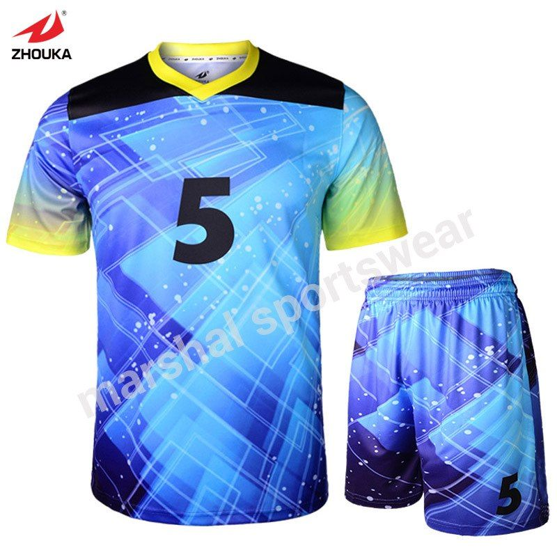 631d0bf6971 Design Your Own Polyester Shirts Custom Soccer Uniforms Wholesale Custom  Thai Quality Cheap Soccer Jersey Free Shipping