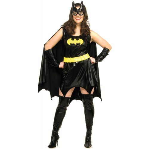 Rubie's Costume Co - Batgirl Plus Size - 16-20 Rubie's http://www.amazon.com/dp/B004113PQK/ref=cm_sw_r_pi_dp_LBNbwb0B79R06