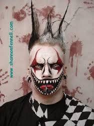evil clown makeup for men , Google Search