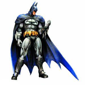 1970/'s Batsuit Arkham City Play Arts Kai Series 4 Batman Action Figure