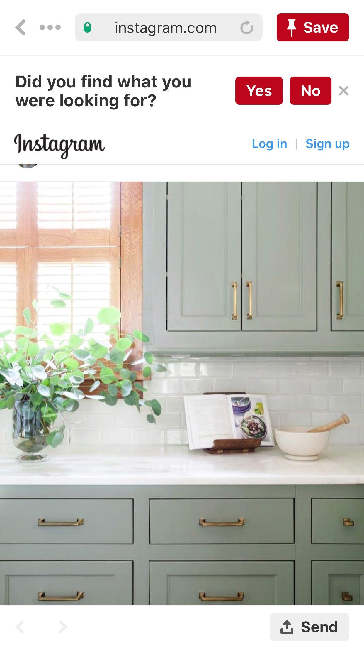 Sw Clary Sage Kitchen Cabinet Design Green Kitchen Cabinets Farmhouse Kitchen Cabinets